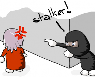 Have you got an emotional stalker?