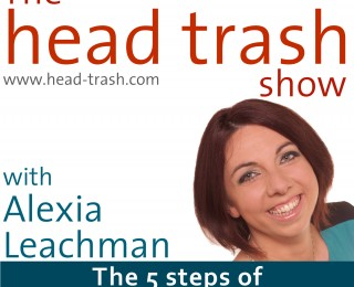 The 5 steps of clearing head trash