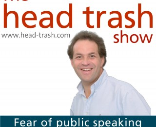 Fear of public speaking unpicked, with Nigel Risner