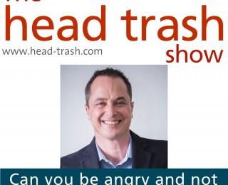Can you be angry and not know it? with anger expert Julian Hall