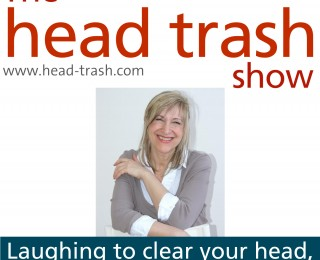 Laughing to clear your head, with Melanie Bloch