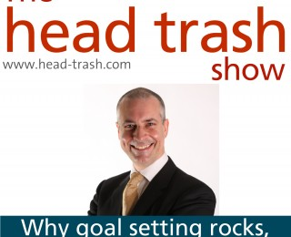 Why goal setting rocks, with Adrian Peck
